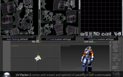 UV Packer 2 released!