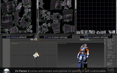 UV Packer 2 released!