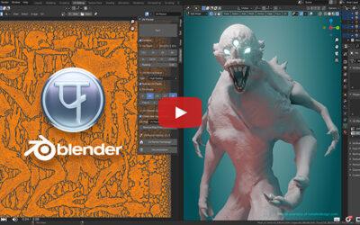 UV-Packer for Blender released!